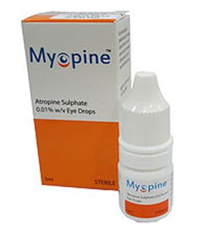 マイオピン(Myopine)