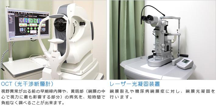 三鷹台眼科機器05
